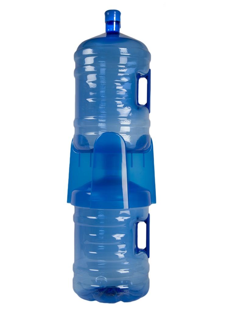 مكدس للزجاجات أو أباريق الماء
