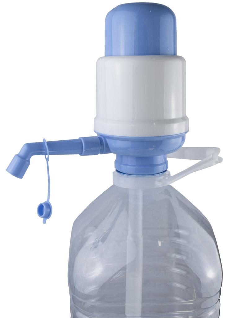 Bomba de Agua para garrafas de 3 a 10 litros con cuellos de 48mm o 38mm