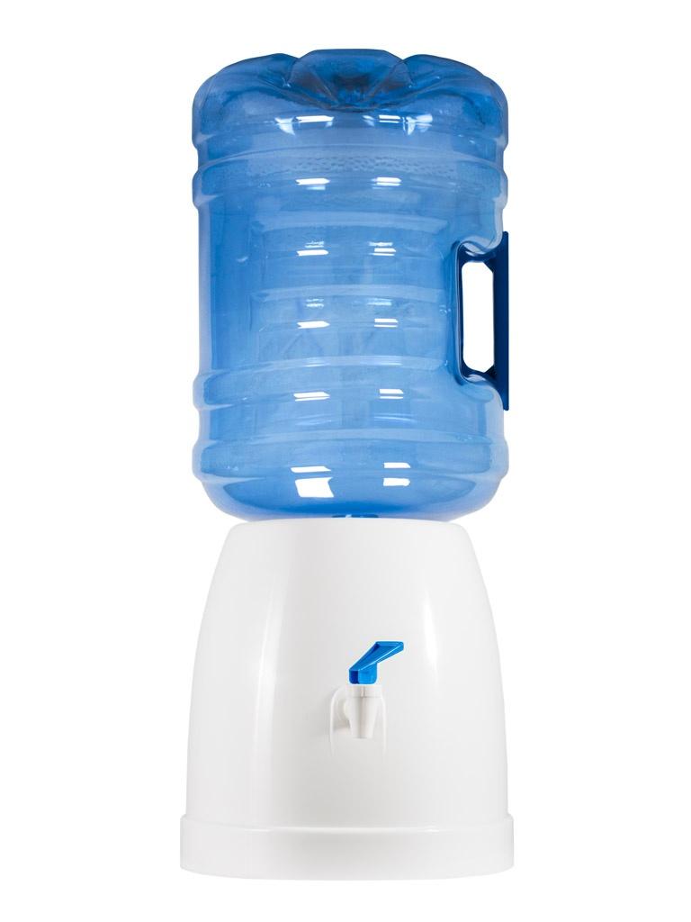 موزع بسيط لزجاجات أو أباريق الماء