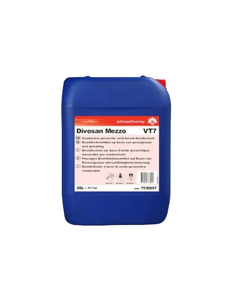 Divosan Mezzo detergente desincrustante para maquinas de agua