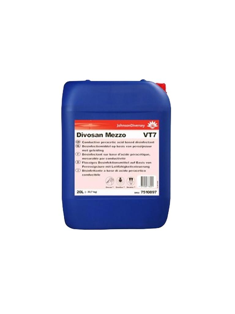 Divosan Mezzo detergent descaler for water coolers