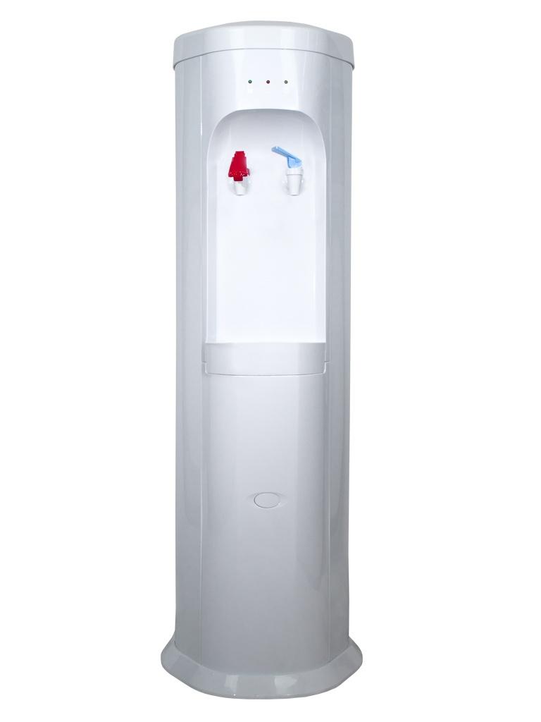 Fuente de agua de filtración Elegance POU Blanca