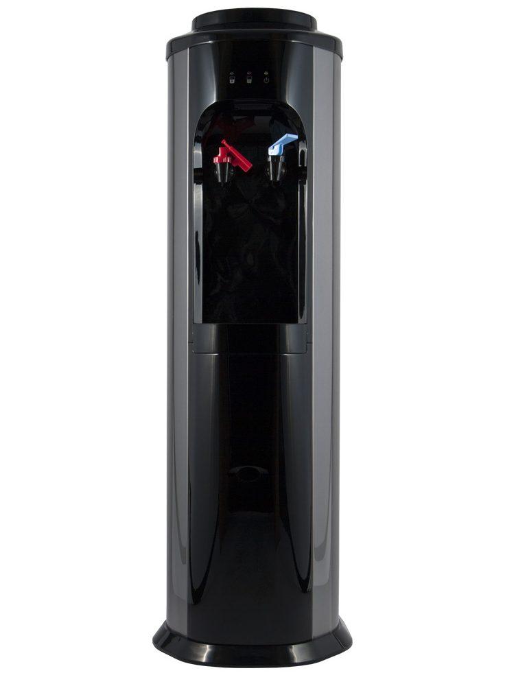 Water cooler Elegance Black for bottles