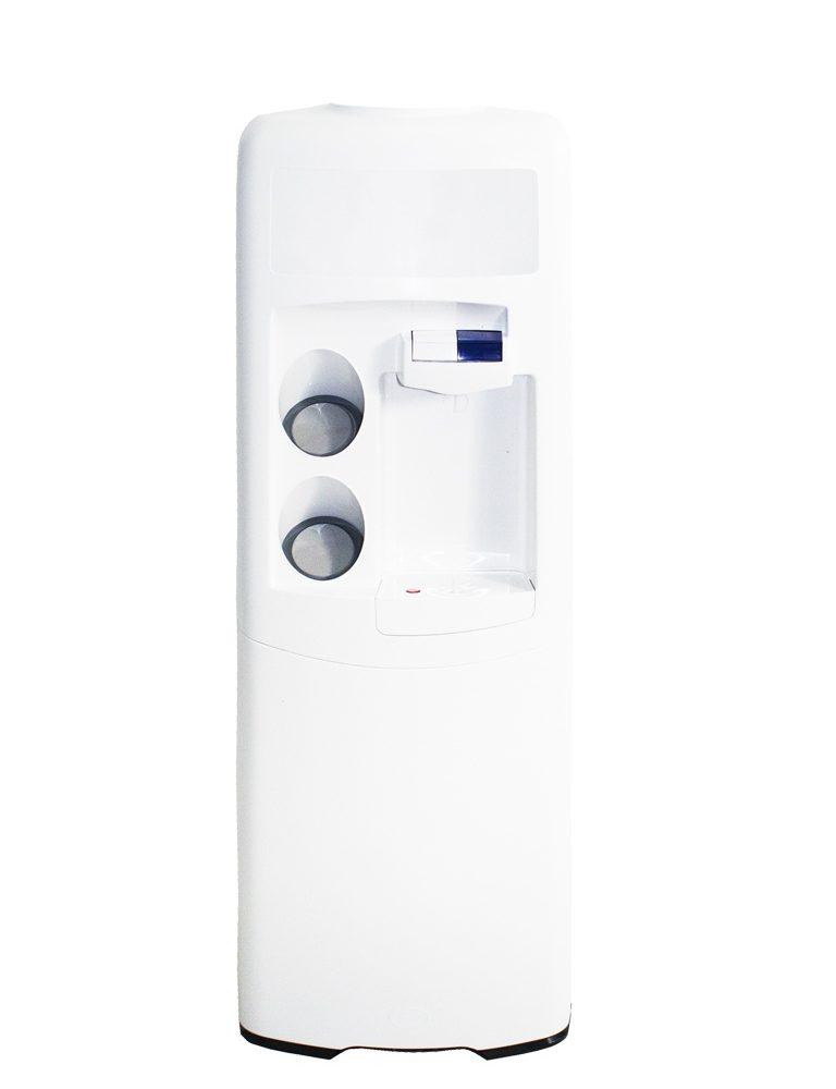Dispensador de agua Emax de botellón Blanca Agua fría y natural