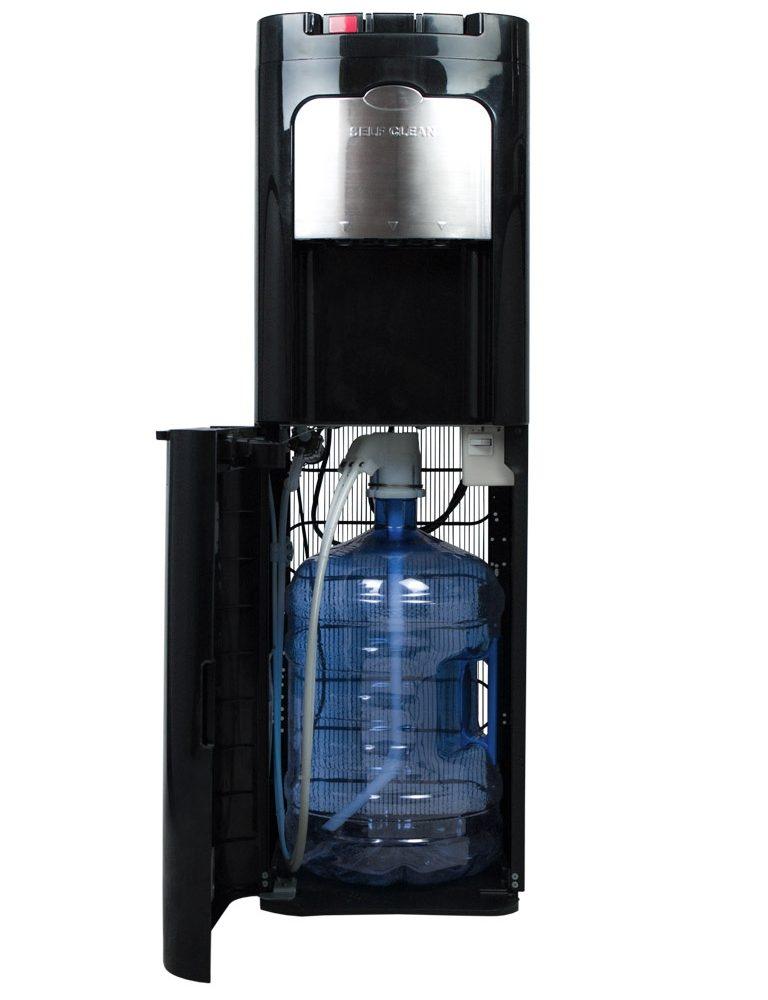 Фонтан Evossé O3 Down Черная вода для бутылок или графинов