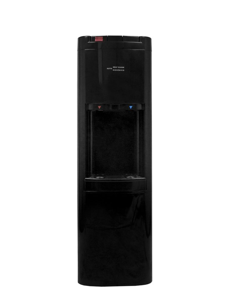 Evossé O3 Up Black water cooler for bottles or carafes