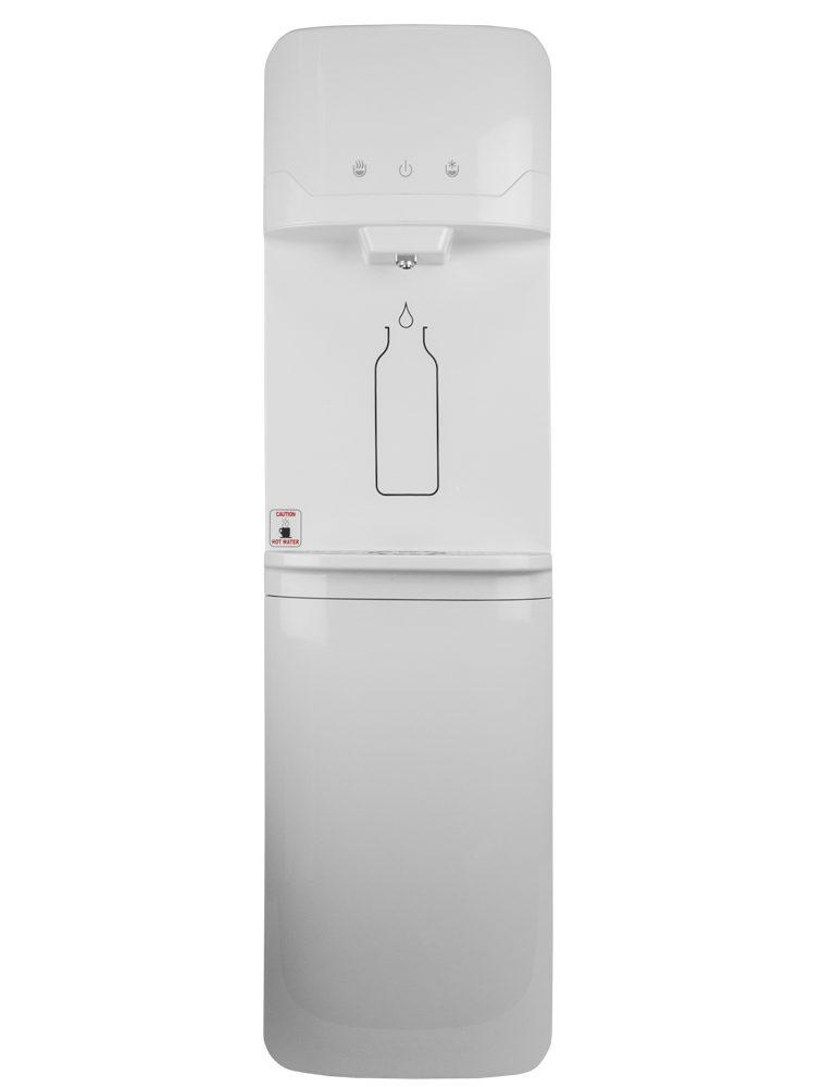 Fuente de agua Sensorem Up Blanca. Dispensador de agua con sensor